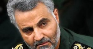 Qasem Soleimani - Quds Force Commander