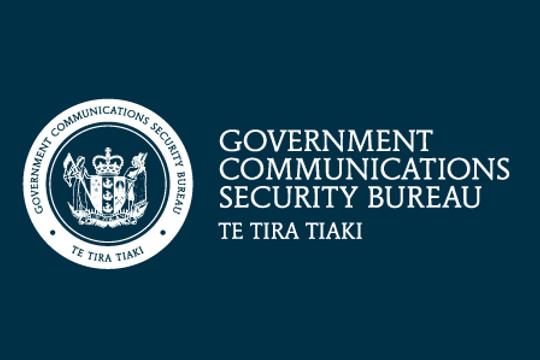 GCSB logo. New Zealand SIGINT.