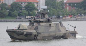 Hamina class Finnish boat