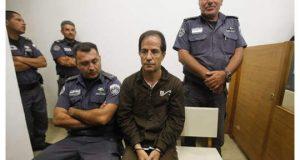 Ali Mansouri. Iranian spy in Israel.