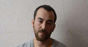 Yevgeny Yerofeyev, GRU spetsnaz, captured in Ukraine.