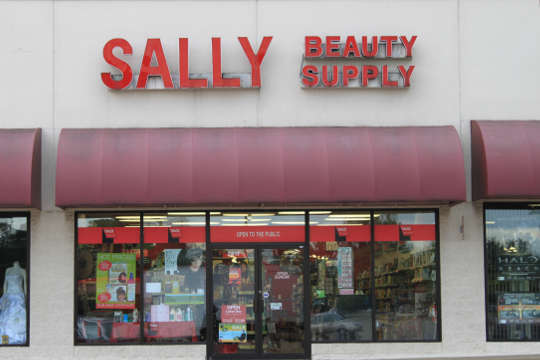 Sally Beauty shop