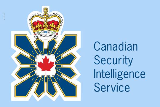 Canadian security service logo