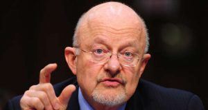 James Clapper - Director of National Intelligence