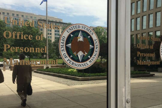 OPM Washington office entry
