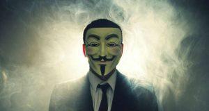 Anonymous attire