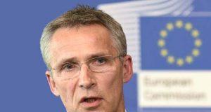Jens Stoltenberg. NATO secretary