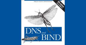 DNS and BIND book cover