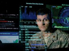 Pentagon's security operation center