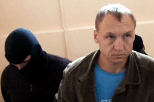 Estonia counterintelligence officer kidnaped by the FSB