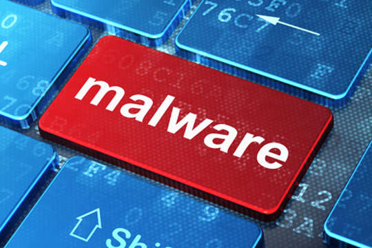 Malware illustration
