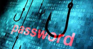 Phishing Password Illustration