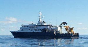 Seliger - Russian Vessel