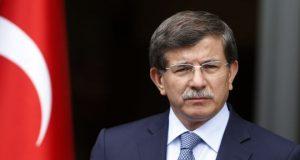 Ahmet Davutoglu. Turkey Prime Minister.