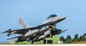 Polish Air Force F16