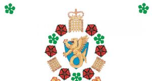 MI5 crest with colors