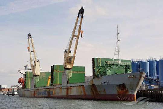 Szafir Cargo Vessel