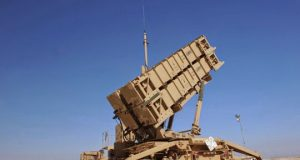 Saudi Patriot air defense