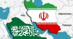 Saudi Arabia facing Iran