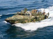 US Navy boat patrol