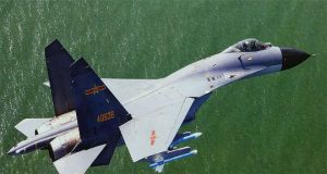 J-11 Chinese Fighter Jet