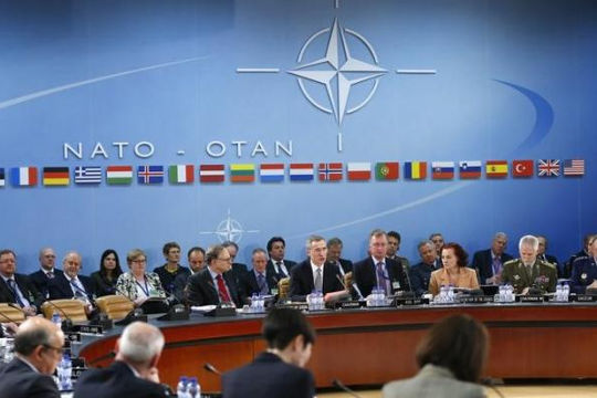 NATO defence ministers meeting