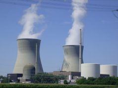 German Nuclear Power Plant