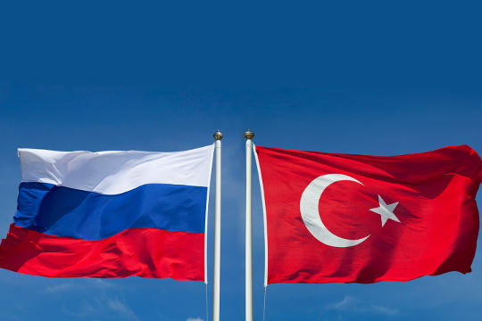 Russia Turkey