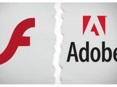 Broken Adobe Flash Logo