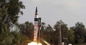 Agni 5 Indian ICBM
