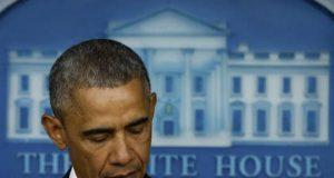 Obama White House Press