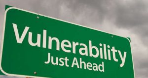 Sign : Vulnerability Just Ahead