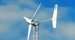 Xzeres 442SR wind turbine