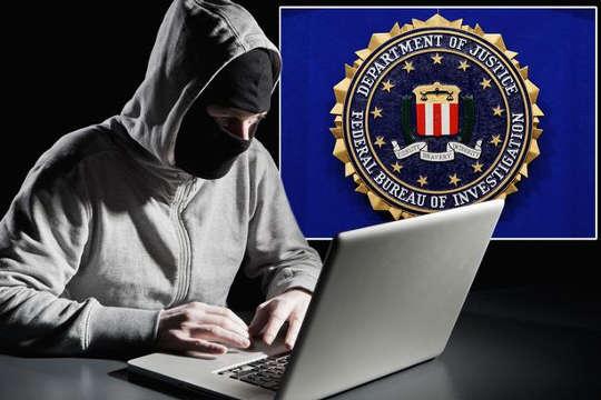 Hacker and FBI
