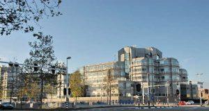 AIVD HQ Dutch Intelligence