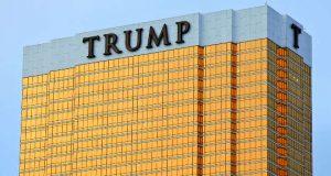 Trump Hotel in Vegas