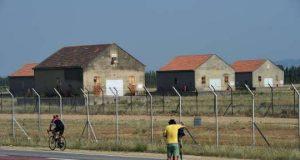 Miramas French Army Base