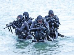 Navy Seals Divers