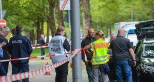 Berlin Crime Scene