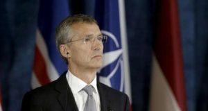 Stoltenberg.Nato Secretary.