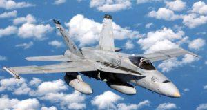 FA/18 Hornet Jet