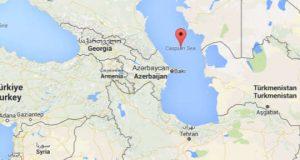 Caspian Sea - Southern Countries