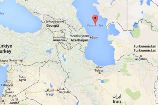 Syria: Russian Navy Strikes Targets From Caspian Sea - The Shield ...