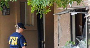 FBI search home in San Bernardino