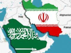 Saudi Arabia facing Iran