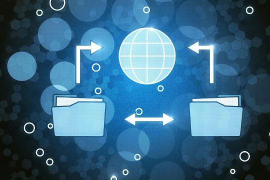 data sharing illustration