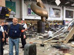 Brussels airport terrorit attack