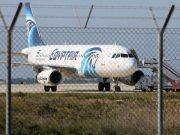 Egyptair Hijack Cyprus