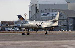 CAE Aviation Fairchild Aircraft Crashed in Malta